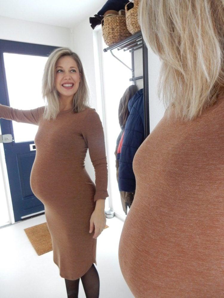 35 weken zwanger van Ramos