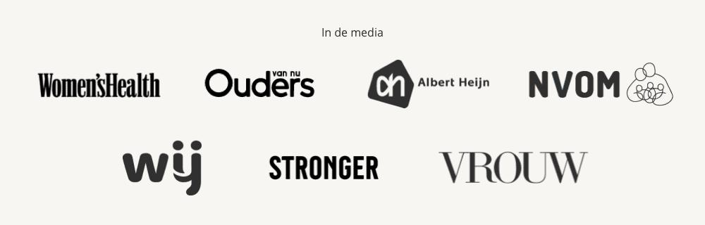 Logos in de media